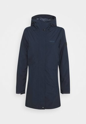 DENBURY 2-IN-1 - Parka - navy