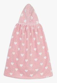 Petit Bateau - CAPE DE BAINCHA MATU - Dressing gown - charme/marshmallow - 1