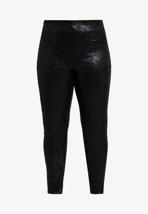 CARMADDIE - Leggings - Trousers - black