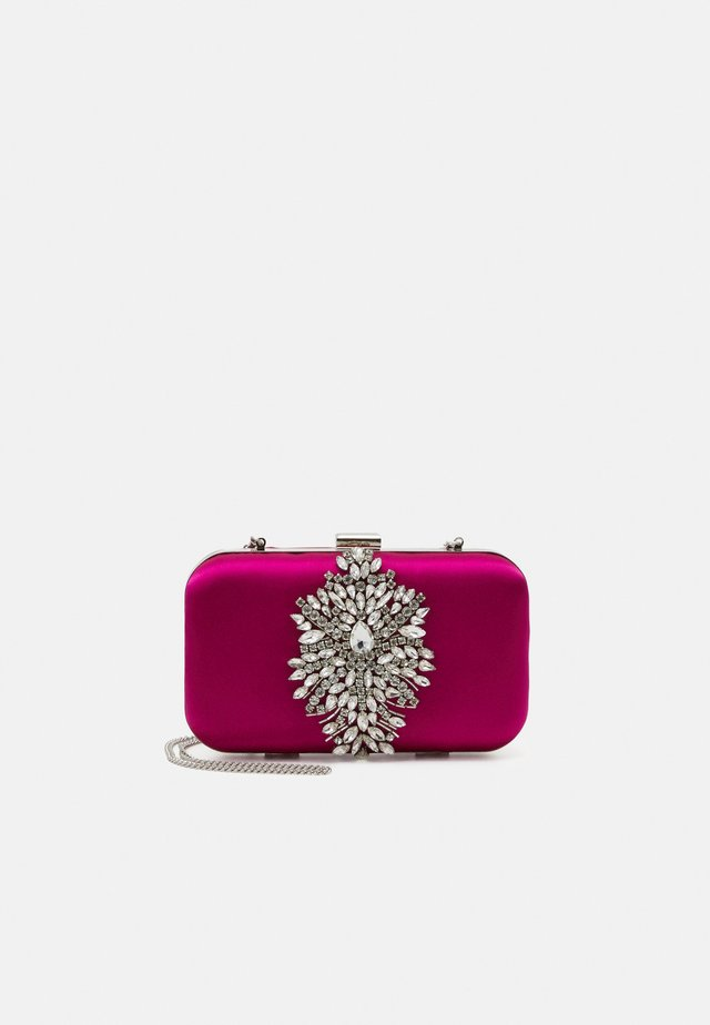MILA EMBELISHED - Pochette - hot pink