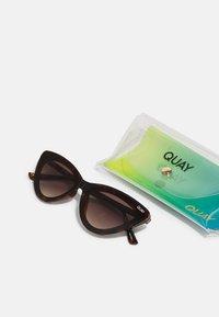 QUAY AUSTRALIA - FLEX - Occhiali da sole - tort/brown - 3