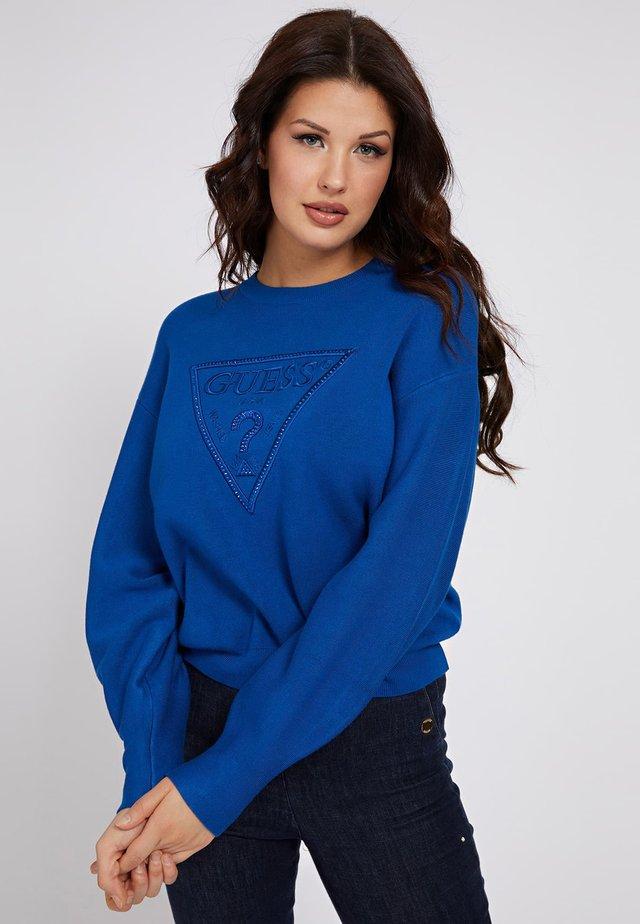 Sweter - blau