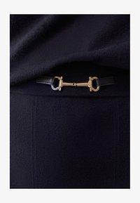 Massimo Dutti - Mini skirt - black - 5