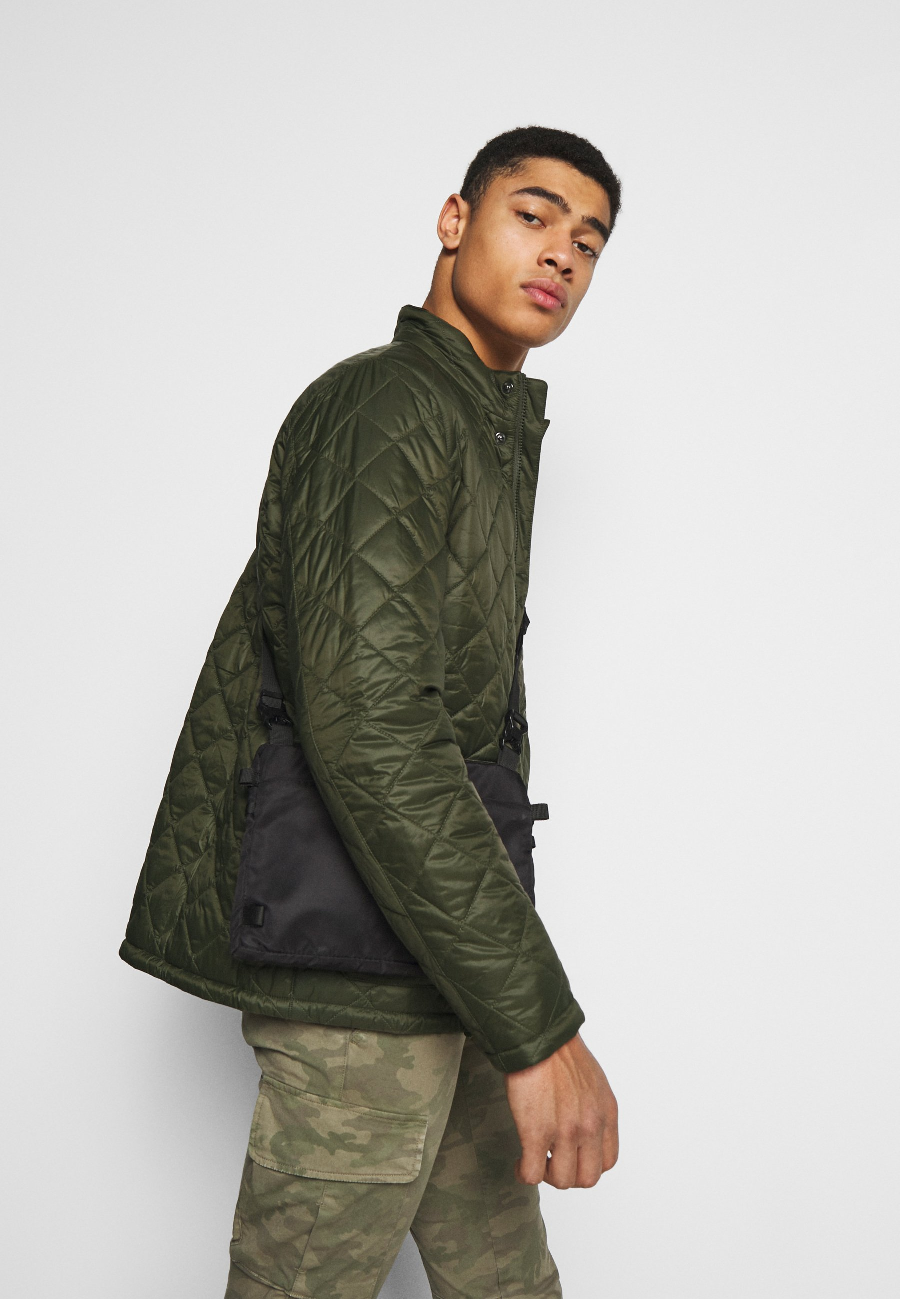 Men TALLOW QUILT - Light jacket