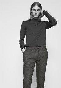 NN07 - MARCO - Trousers - black - 3