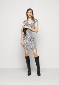Just Cavalli - Pouzdrové šaty - black - 1