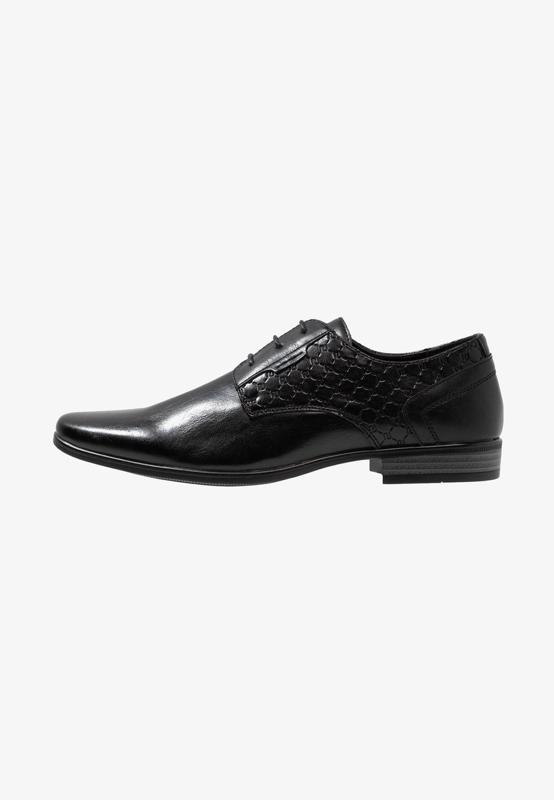 River Island - Smart lace-ups - black