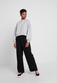 Monki - MARY - Sweater - grey melange - 1