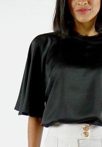 Aline Celi - FLY - Blouse - black - 3