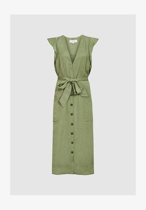 EMMA - Day dress - khaki