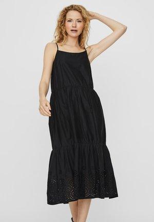 VMHALO SINGLET - Day dress - black