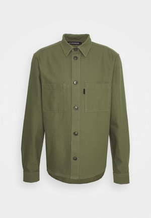STRUCTURED  - Summer jacket - lake green