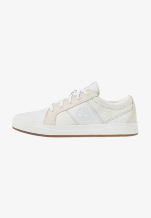 DAVIS SQUARE - Trainers - white