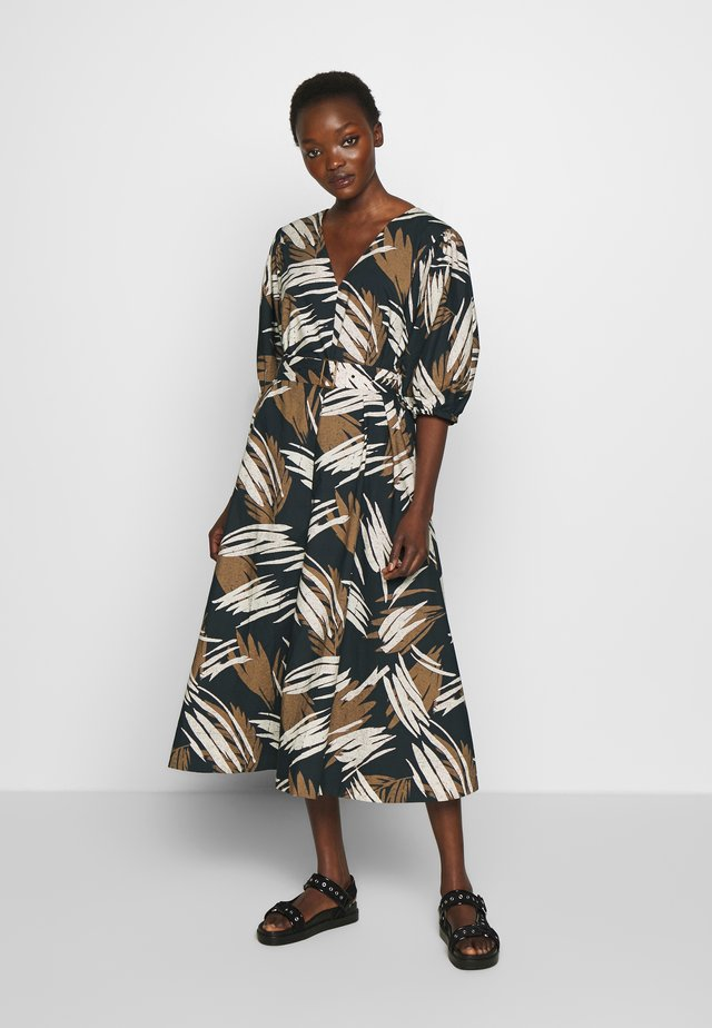 SASHA - Denní šaty - black