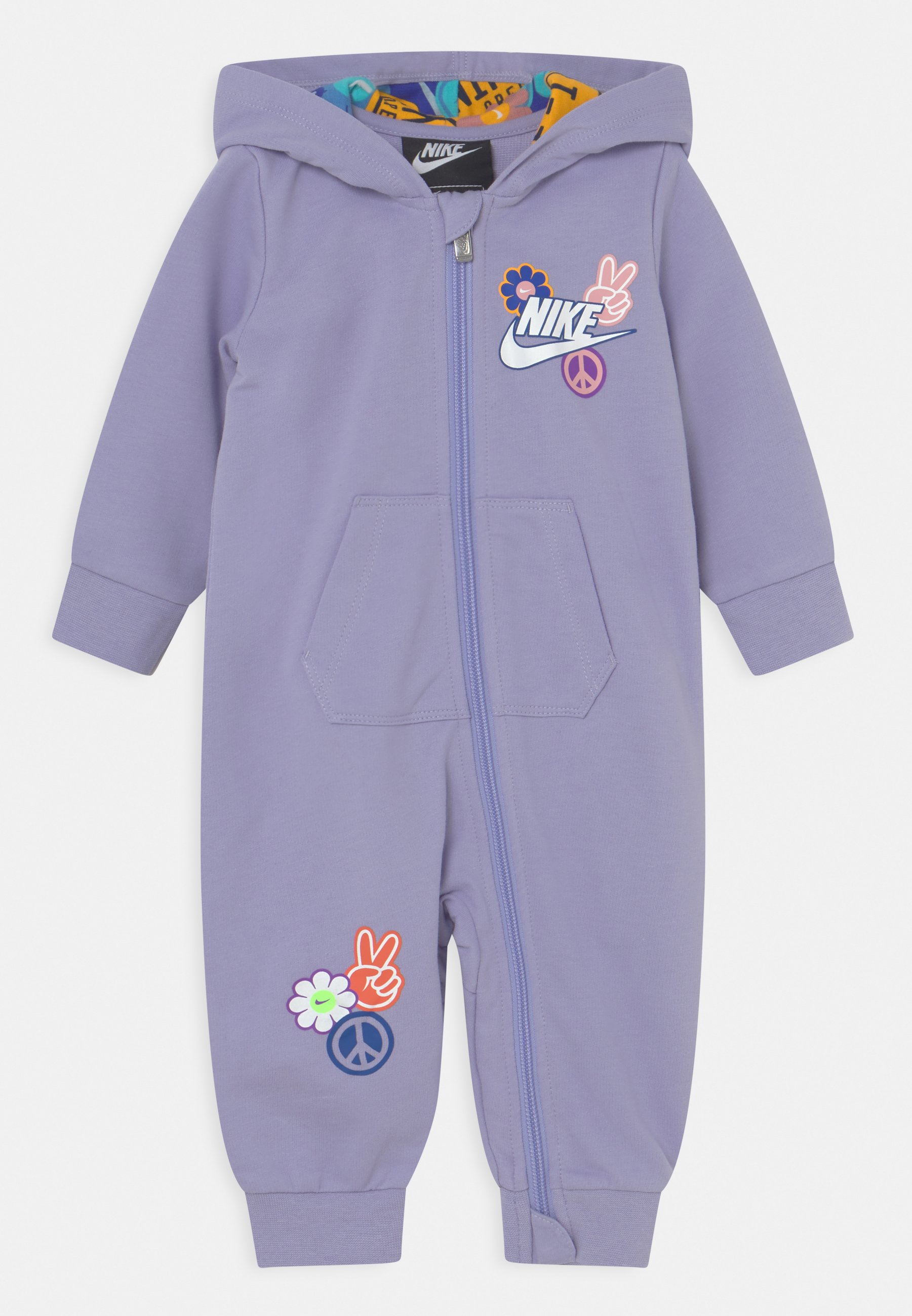 Kids FLOWER CHILD HOODED COVERALL UNISEX - Jumpsuit