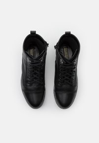 River Island - Lace-up ankle boots - black - 5