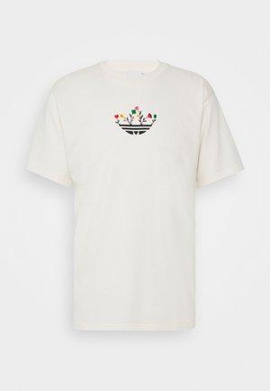 TREFOIL BLOOM GRAPHICS - T-shirt imprimé - non-dyed