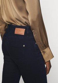 Mos Mosh - SUMNER - Široké džíny - dark blue - 3