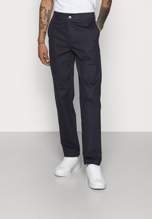 OLYMPIC POSSO - Trousers - navy