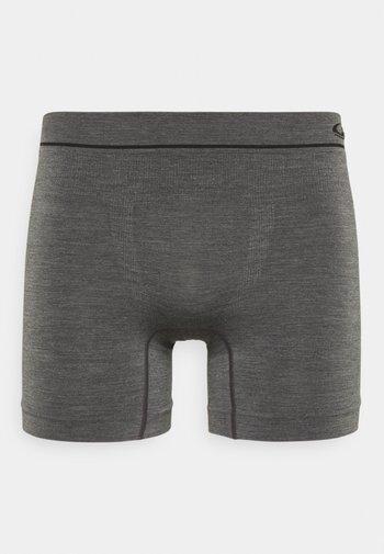 ANATOMICA SEAMLESS BOXERS - Pants - grey