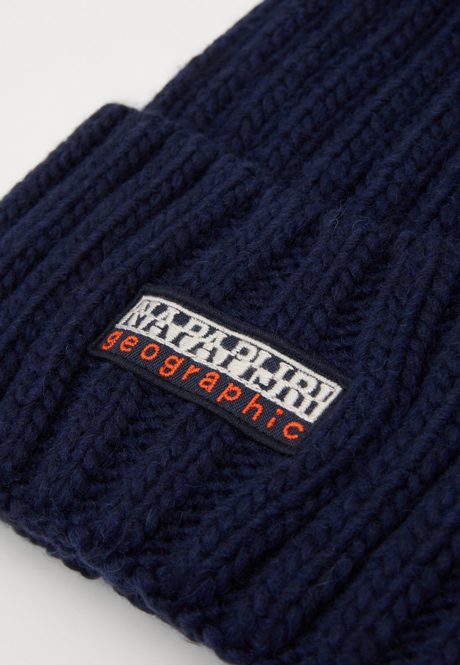 Napapijri Fea - Mütze Blu Marine/blau