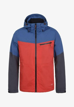 BEAVER - Outdoor jacket - red