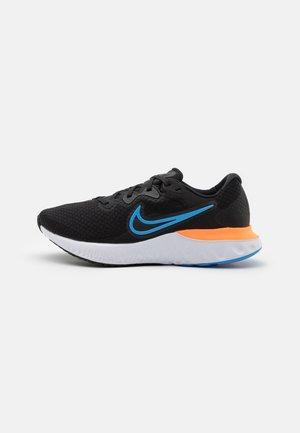 RENEW RUN 2 - Zapatillas de running neutras - black/coast/dark smoke grey/total orange/white