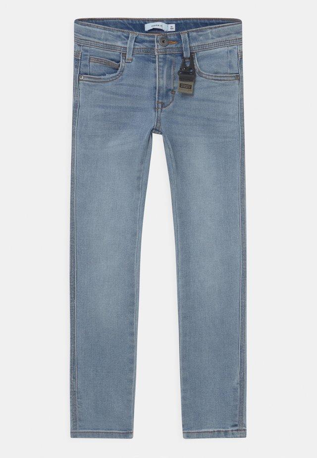 NKMPETE - Jeans Skinny Fit - light blue denim