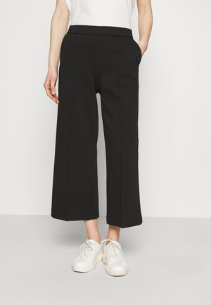 MARISI - Trousers - black