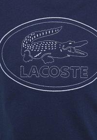 Lacoste - Print T-shirt - scille - 7