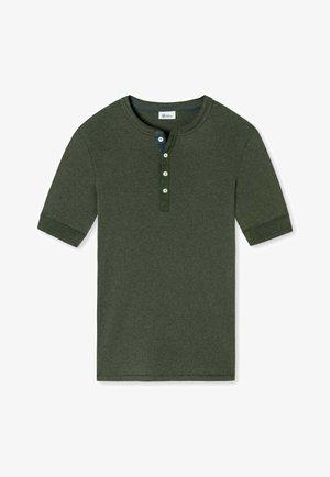 KARL-HEINZ - T-shirt basic - dunkelgrün