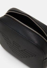 Emporio Armani - GRENETTE WOMENS CAMERA BAG - Across body bag - nero - 2