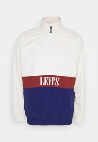 Levi's® - MARINA 1/2 ZIP ANORAK - Windbreaker - blueprint - 0