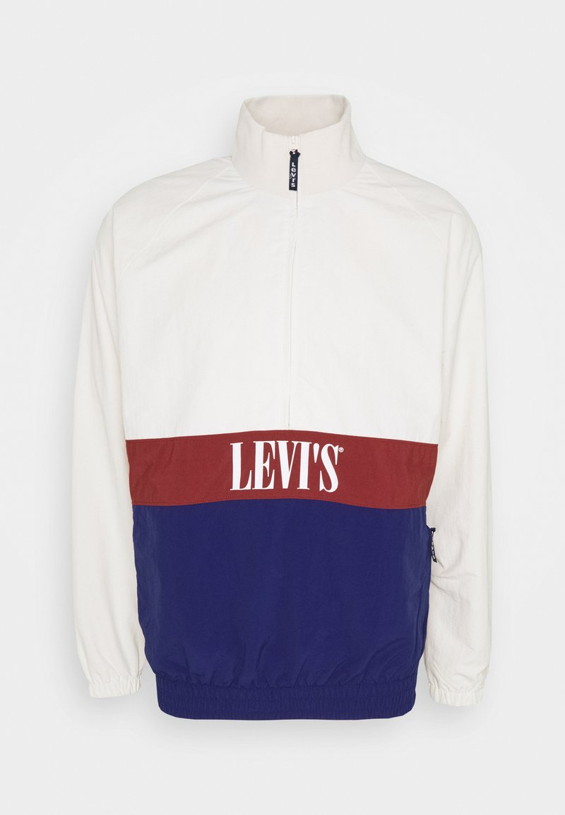 Levi's® - MARINA 1/2 ZIP ANORAK - Windbreaker - blueprint
