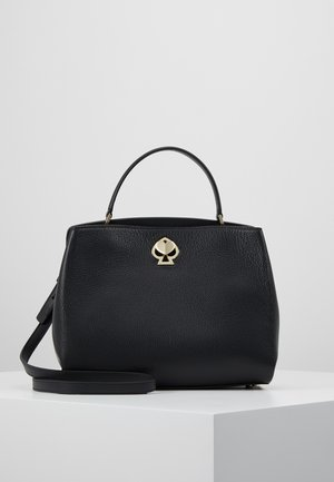 MEDIUM SATCHEL - Handbag - black