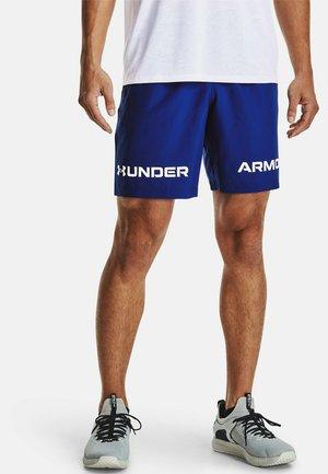 GRAPHIC SHORT - Sports shorts - royal