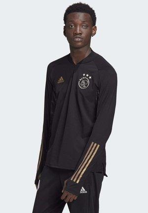 AJAX AMSTERDAM EU SWEATSHIRT - Club wear - black