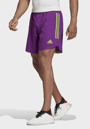 CONDIVO 20 SHORTS - kurze Sporthose - purple