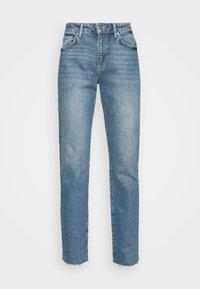 Mavi - VIOLA - Slim fit jeans - shaded blue denim - 4