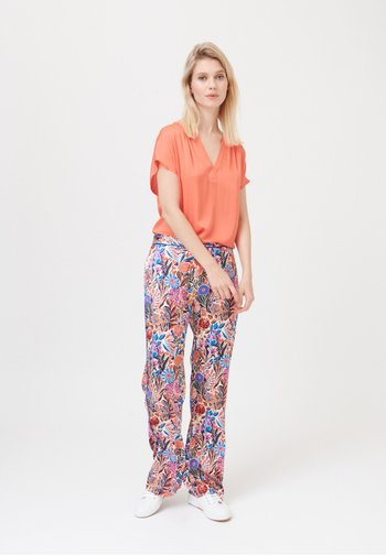 COCO - Trousers - floral