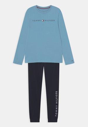BASIC PANT - Pyjama set - calm water/desert sky