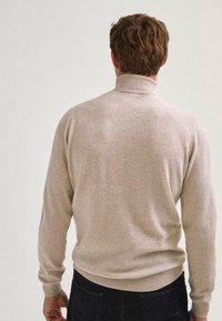 Massimo Dutti - Jumper - beige - 2