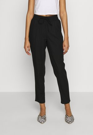 VMHELENMILO ANCLE PANT - Trousers - black