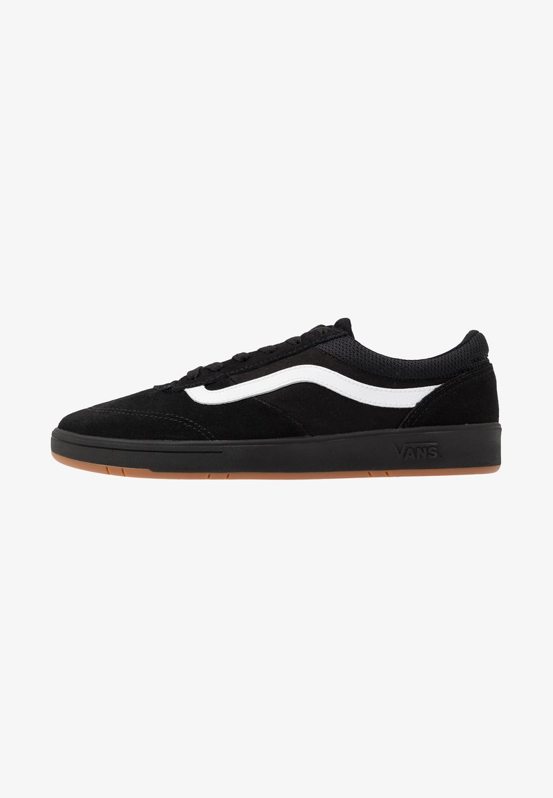 Vans - UA CRUZE CC - Sneakersy niskie - black