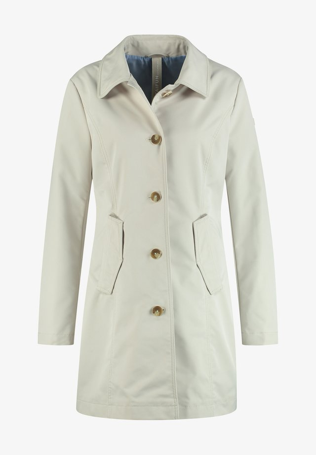 Short coat - sandshell