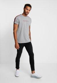 Kings Will Dream - RIFTON - Print T-shirt - grey - 1