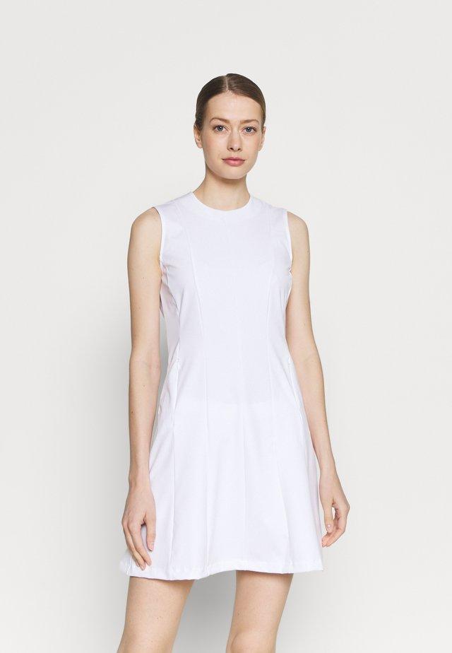 JASMIN GOLF DRESS 2-IN-1 - Abbigliamento sportivo - white