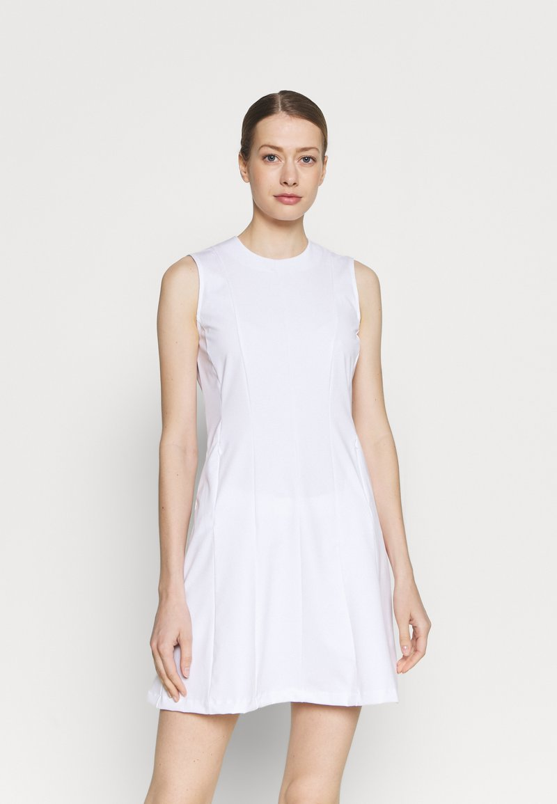 J.LINDEBERG - JASMIN GOLF DRESS 2-IN-1 - Sports dress - white