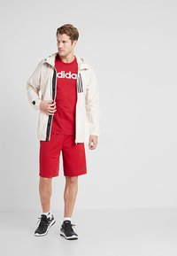 adidas Performance - COOL - Sports shorts - red/black - 1