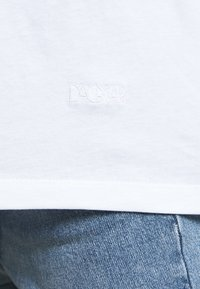 House of Dagmar - MAGGIE - Print T-shirt - white - 4